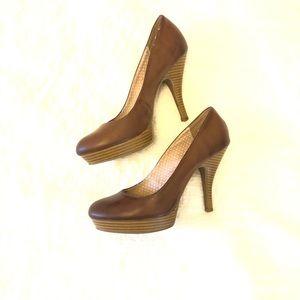 Unlisted - Brown heels 👠